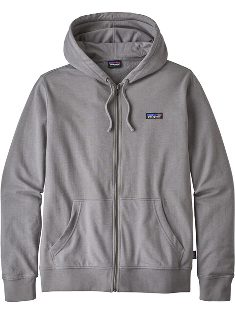 Patagonia M's P-6 Label LW Full Zip Hoody Feather Grey